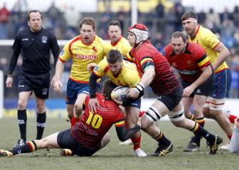 Spain miss out on automatic Rugby World Cup spot