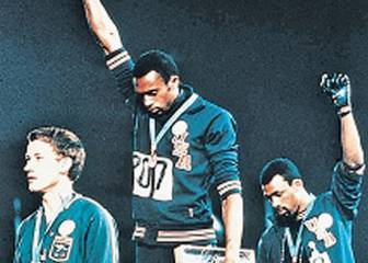 ¿Qué fue de Tommie Smith y John Carlos, del Black Power