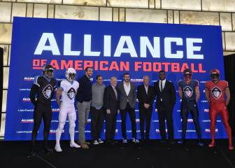La NFL reacciona a la XFL con 'Alliance of American Football'