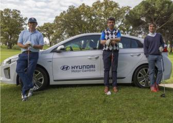 III Campeonato As de golf: Pirri se impuso en el Club de Campo