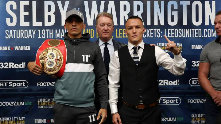 Previa del Lee Selby vs Josh Warrington.
