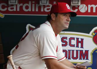 Cardinals despiden al mánager Mike Matheny