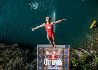 Las imágenes del Red Bull Cliff Diving World Series