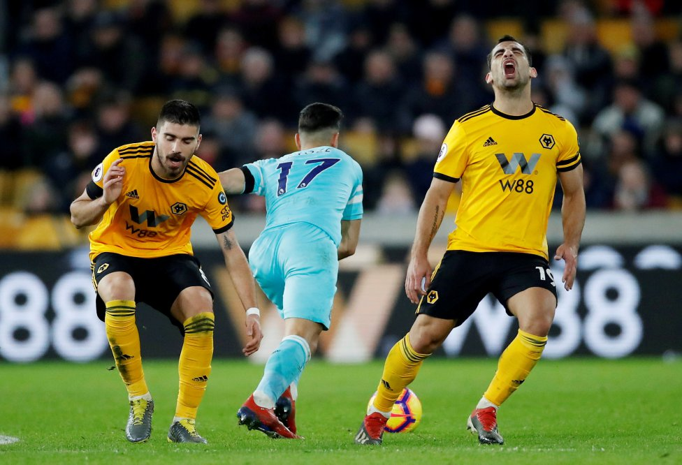 Partido Premier League. Wolverhampton Wanderers - Newcastle United
