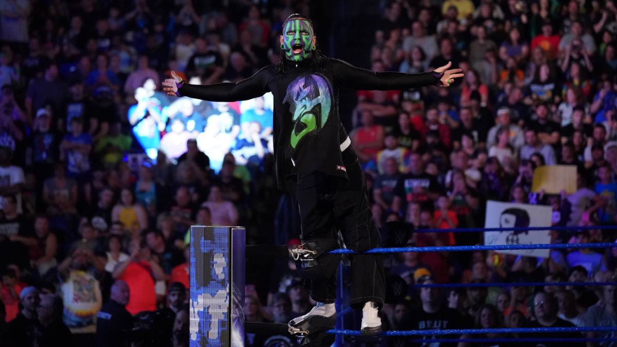 Jeff Hardy habla de Hell in a Cell.