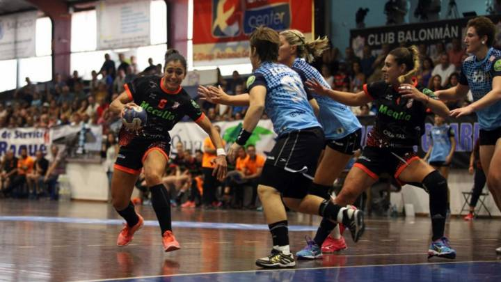 El At. Guardés, optimista en su debut en la EHF Cup