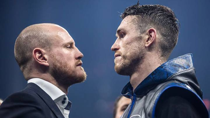 Previa del combate entre Georges Groves y Callum Smith: final de las World Boxing Super Series en el peso supermedio.