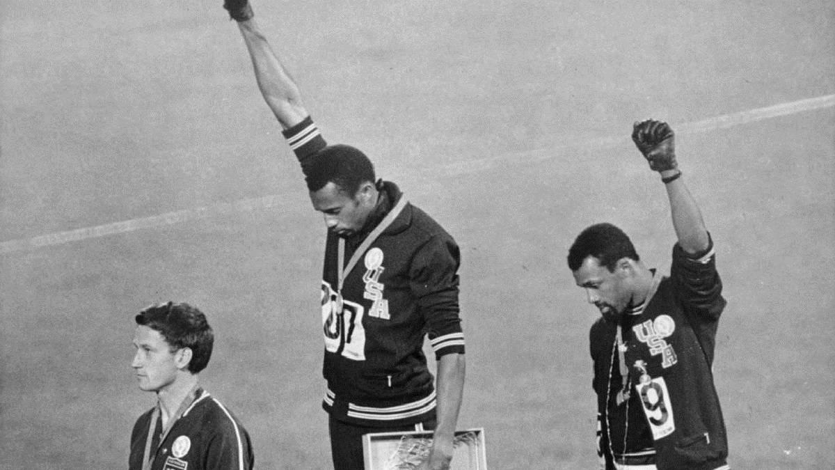 Los Juegos de México 68 cambiaron el olimpismo 960a46fa82906