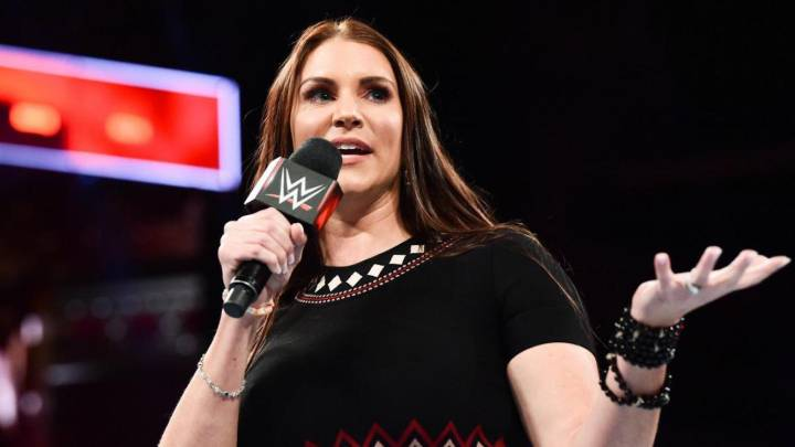 Stephanie McMahon habla de WWE Evolution.