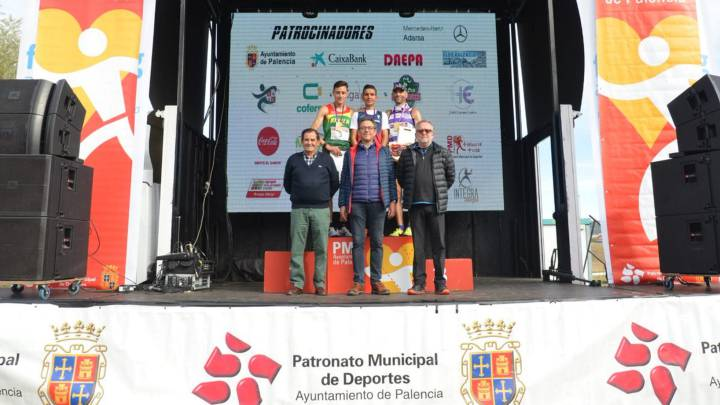 Cross Palencia
