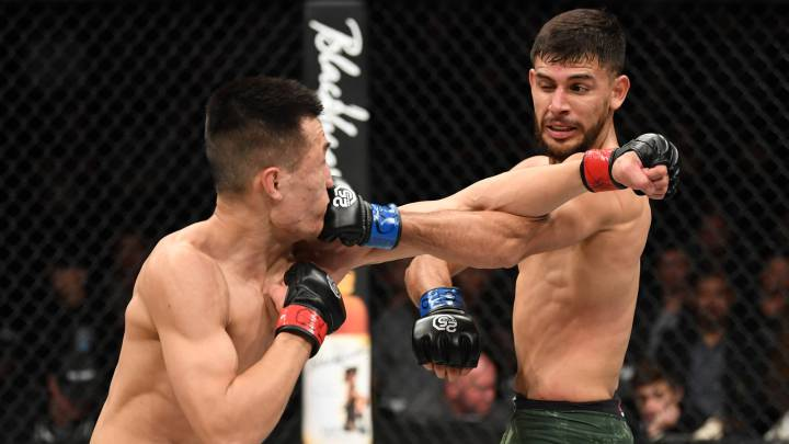 Crónica del UFC Denver: The Korean Zombie vs Yair Rodríguez.