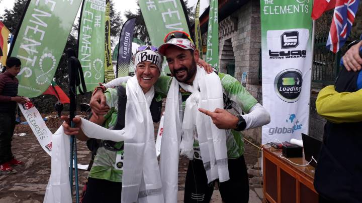 Jordi Gamito, primer occidental en ganar la Everest Trail Race