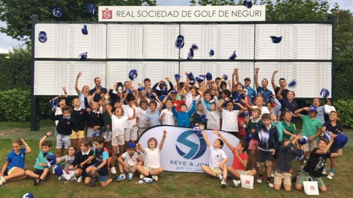 Seve & Jon Golf Kids