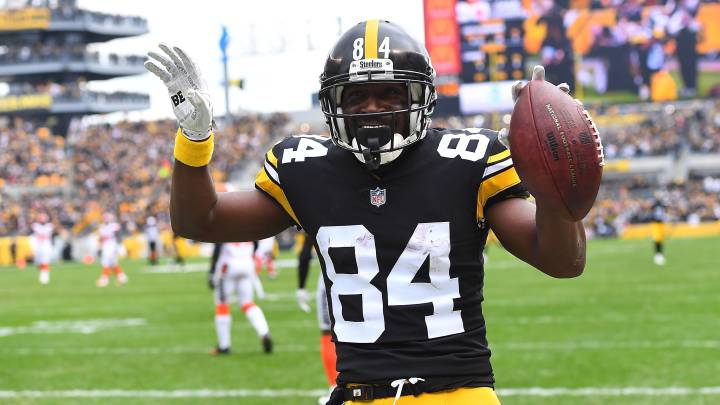 Las claves de la guerra entre Antonio Brown y los Steelers