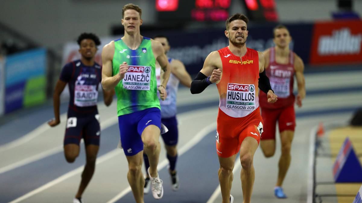 the best attitude 2a8b4 fa023 Resumen del Europeo de atletismo de pista cubierta 2019