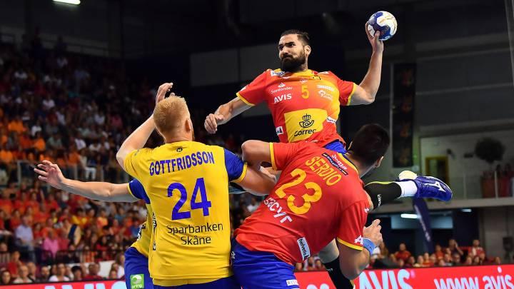 Calendario Europeo Balonmano 2020.Balonmano Espana Gana A Suecia Y Aspira A Conquistar La Eurocup 2020
