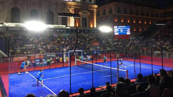 World Padel Tour En Directo Wpt Master De Valladolid Cuartos As Com