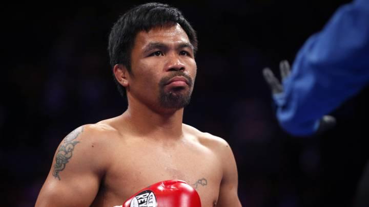 Pacquiao, sin fecha de caducidad: volverá a boxear en 2020 - AS.com