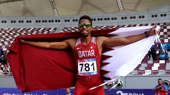 Atletismo   Doha 2019: Abderrahman Samba y Barshim son los dos héroes para  Qatar - AS.com