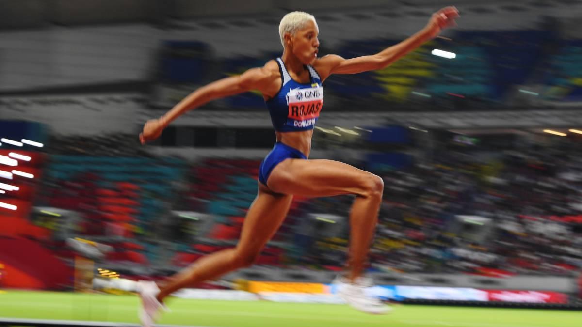 Atletismo: Yulimar Rojas, entre las cinco nominadas a atleta del año -  AS.com