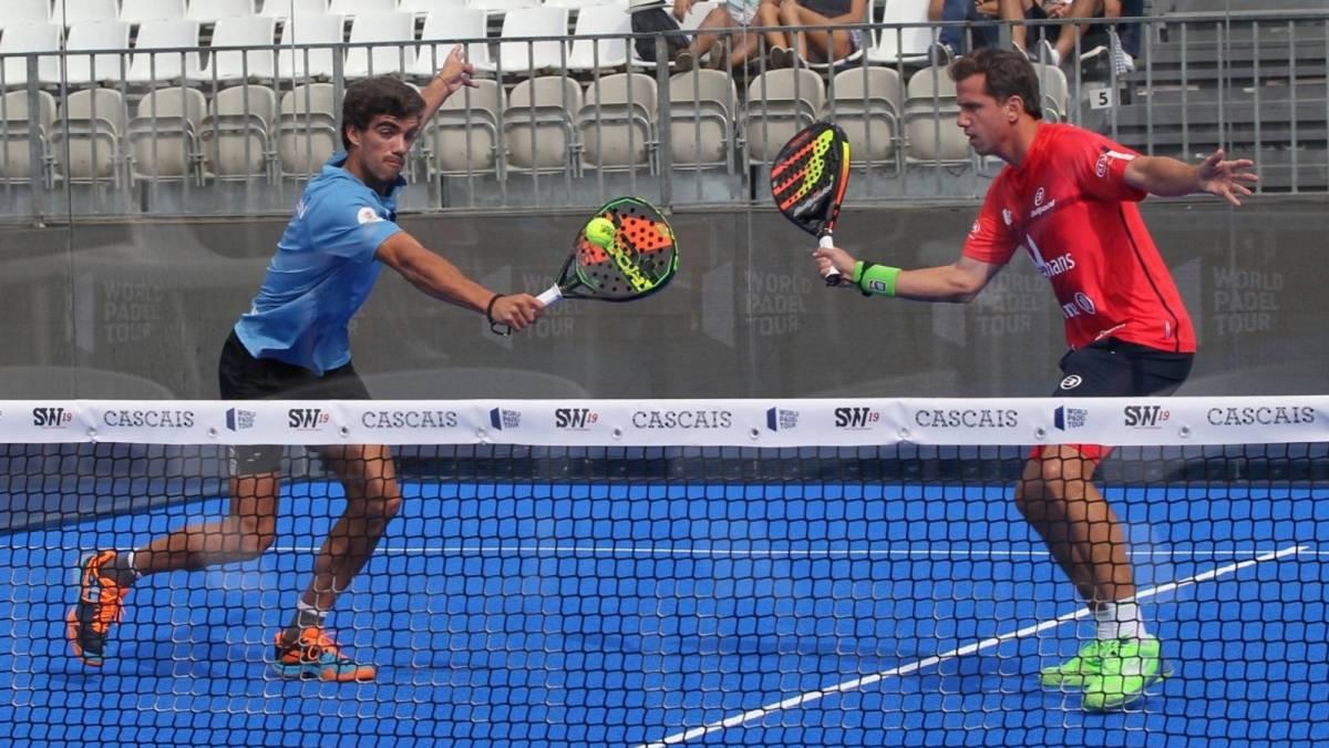 El Open de Córdoba podría encumbrar a Lebrón o a Galán - AS