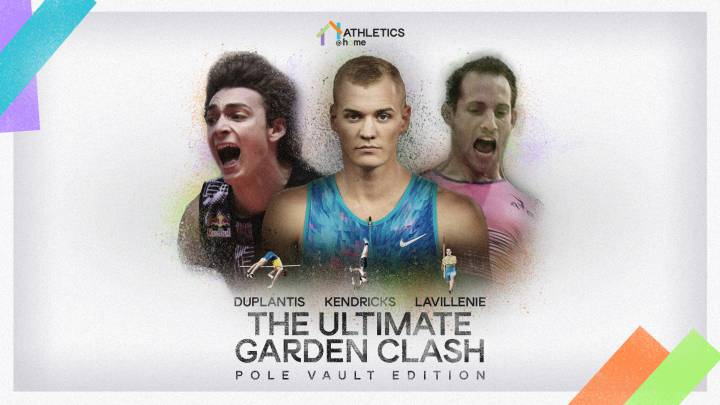 The Ultimate Garden Clash en directo: concurso de pértiga