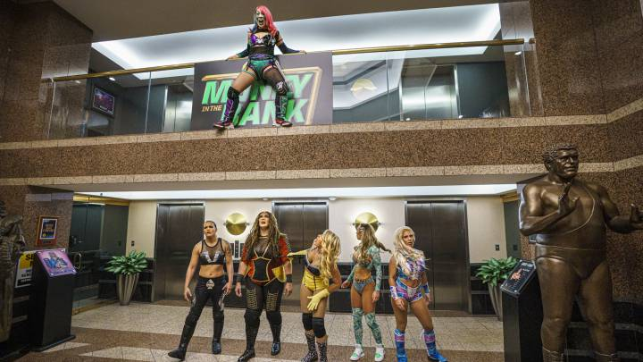 Resultados y resumen del WWE Money in the Bank 2020