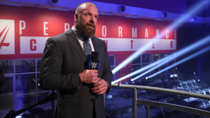 Triple H habla del NXT TakeOver In your House.