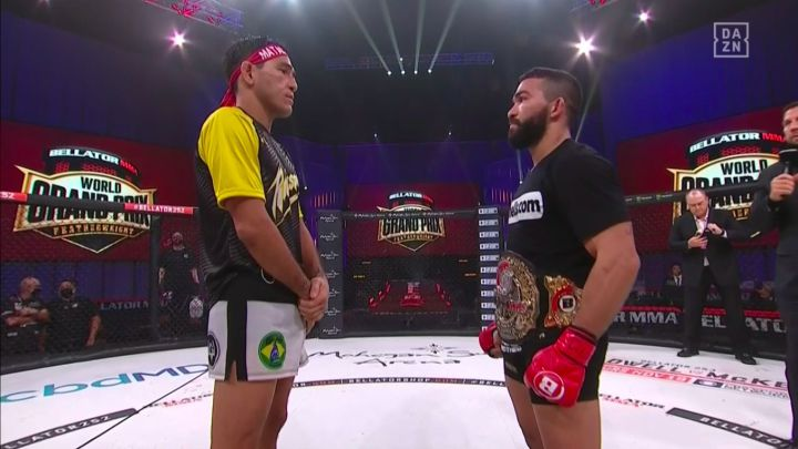Crónica de Bellator 252: Pitbull vs Carvalho