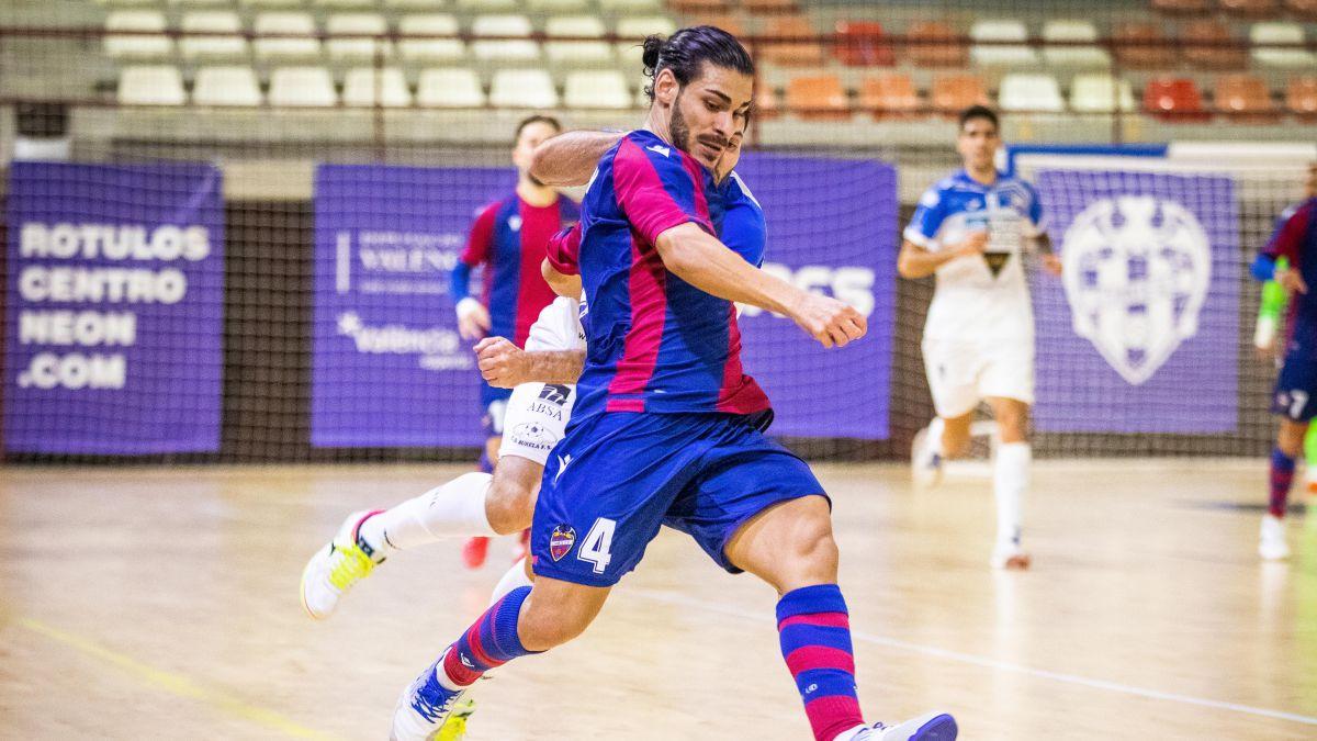 Fútbol Sala | Revelación Levante - AS.com