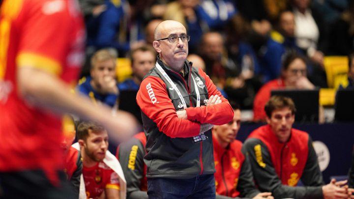 Jordi Ribera en primer plano