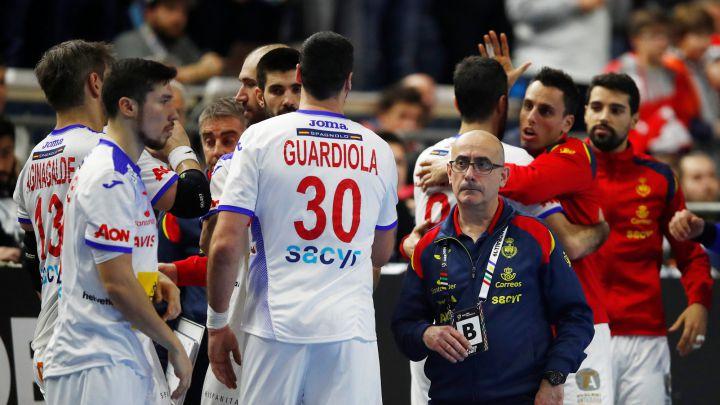 Selección española balonmano
