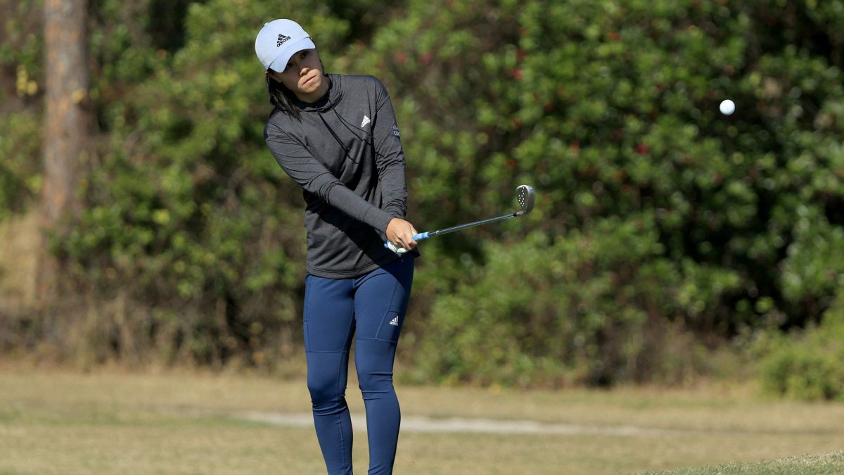 Danielle Kang leads in the Tournament of Champions