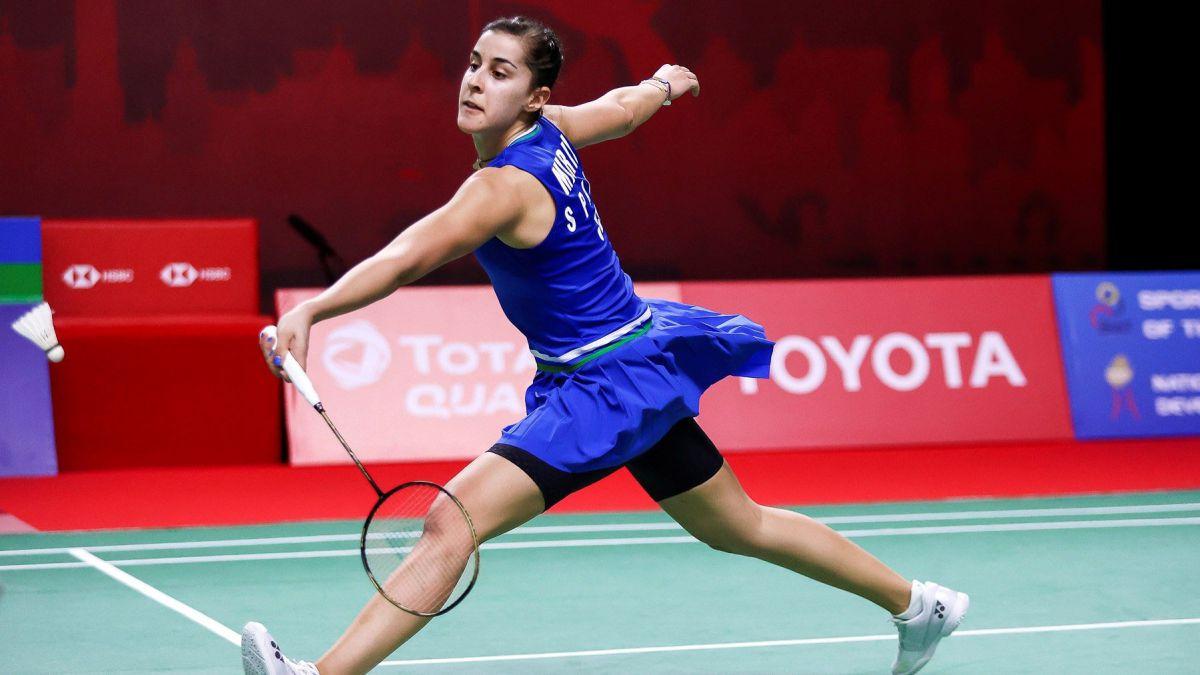 Carolina Marín surpasses Yigit and reaches the semis in Thailand