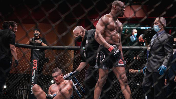 Crónica del UFC 258: Usman vs Burns.