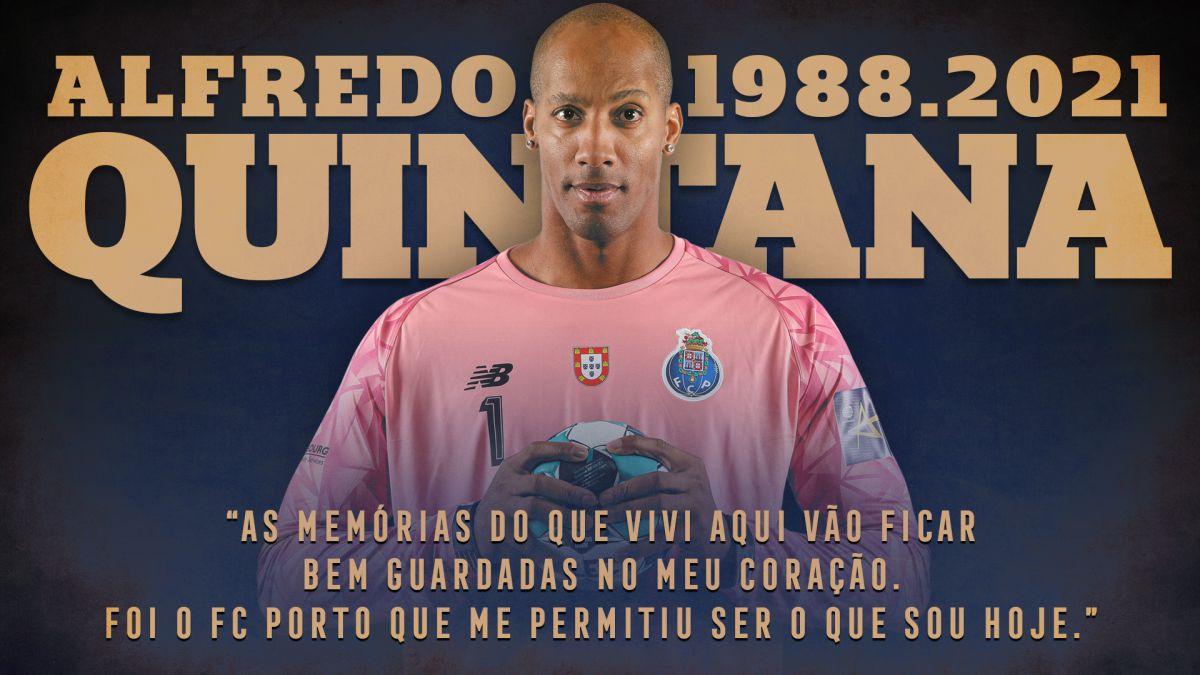 Alfredo Quintana dies, He was a Goalkeeper of Porto Handball Team