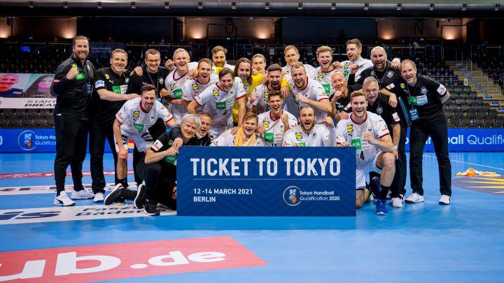 Suecia y Alemania sellan el billete para Tokio