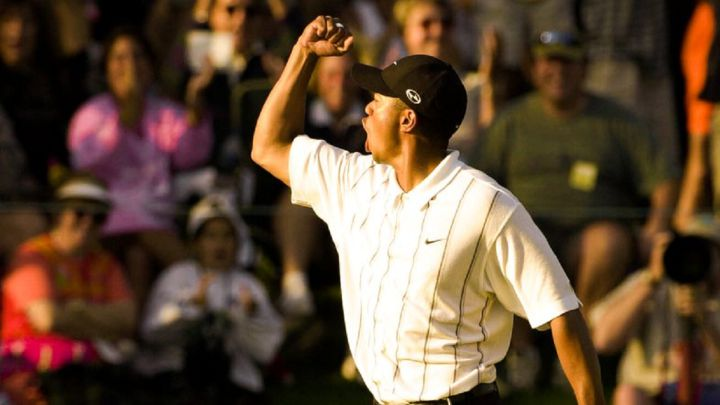 The Players rinde homenaje al mejor putt de Tiger Woods