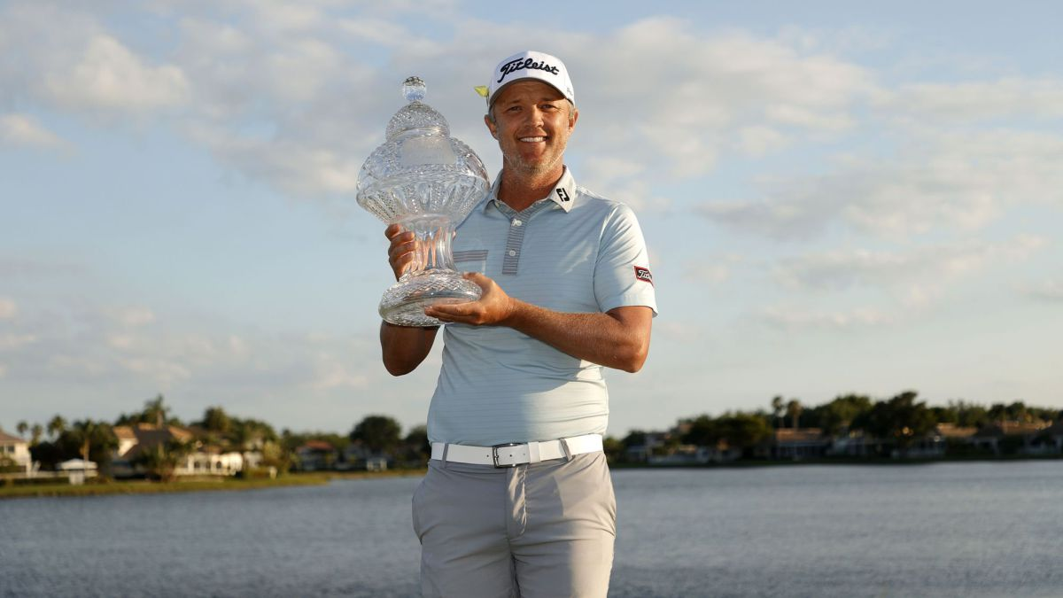 Matt Jones wins Honda Classic title after seven years