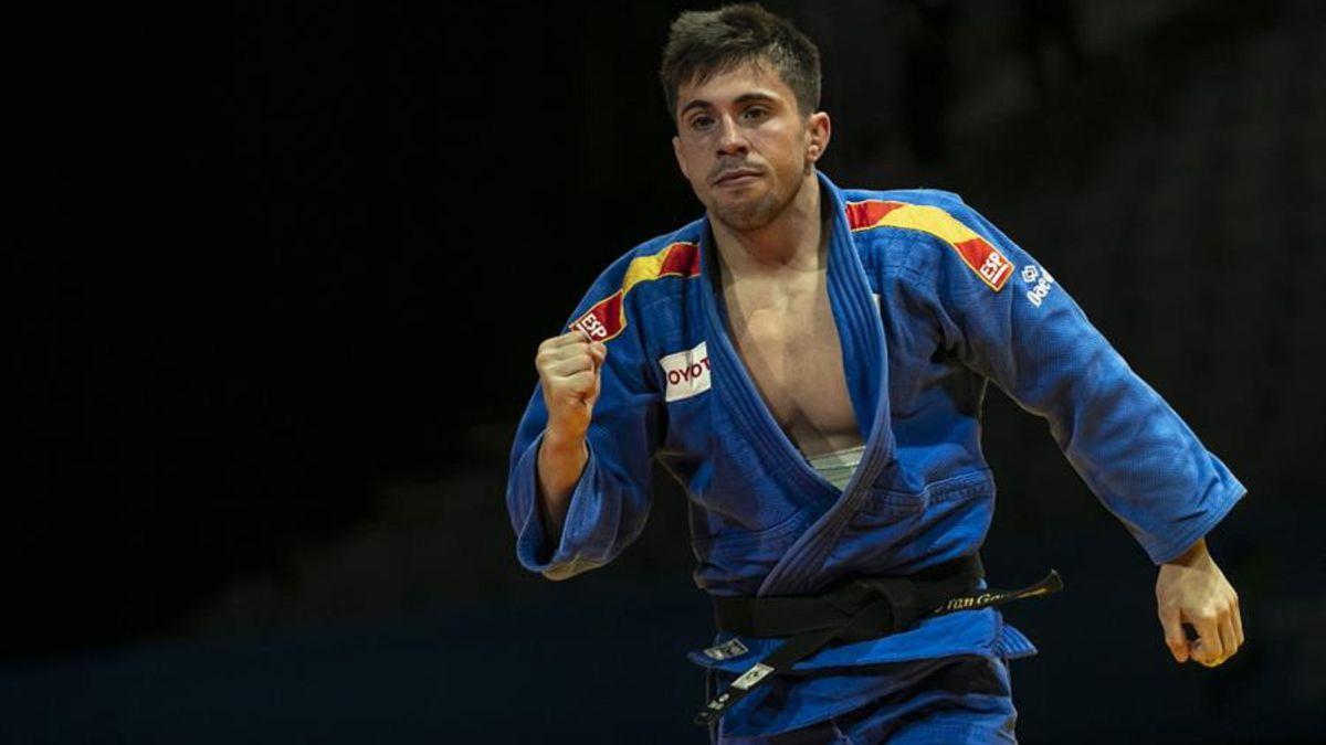 JUDO Garrigós, oro en el Europeo - AS.com
