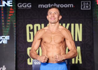 Golovkin impacienta
