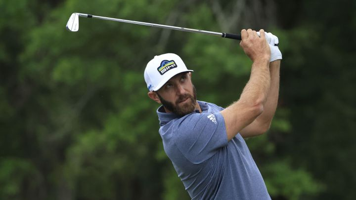 Dustin Johnson 2021