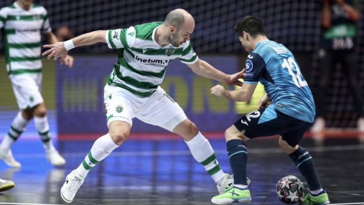 Un aguerrido Sporting deja al Movistar sin final europea