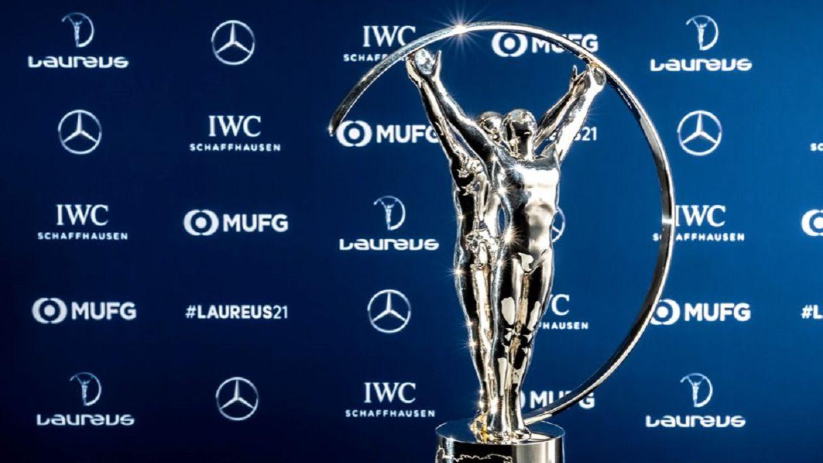 Premios Laureus en directo: Naomi Osaka, Mejor Deportista