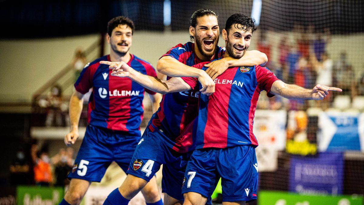 El Levante logra la victoria ante Viña Albali Valdepeñas y jugará la final contra el Barça