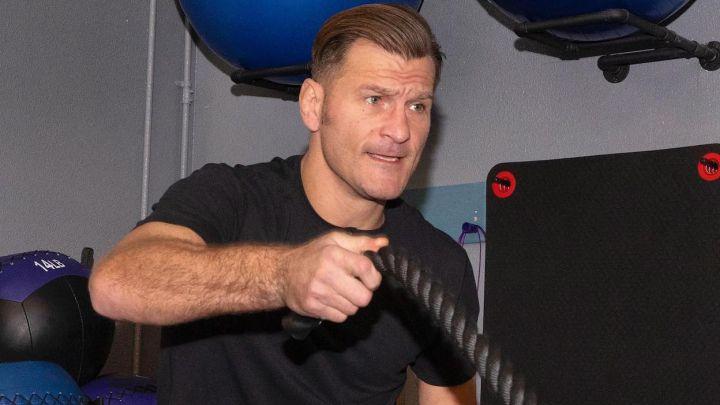 Stipe Miocic, upset with UFC.