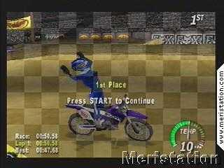 Excitebike 64 Nintendo 64 Meristation