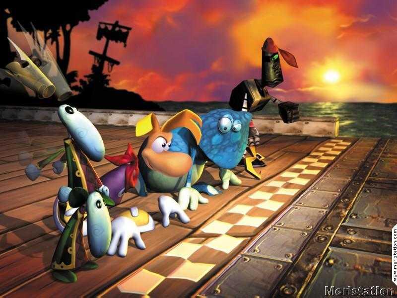 Rayman M Playstation 2 Meristation