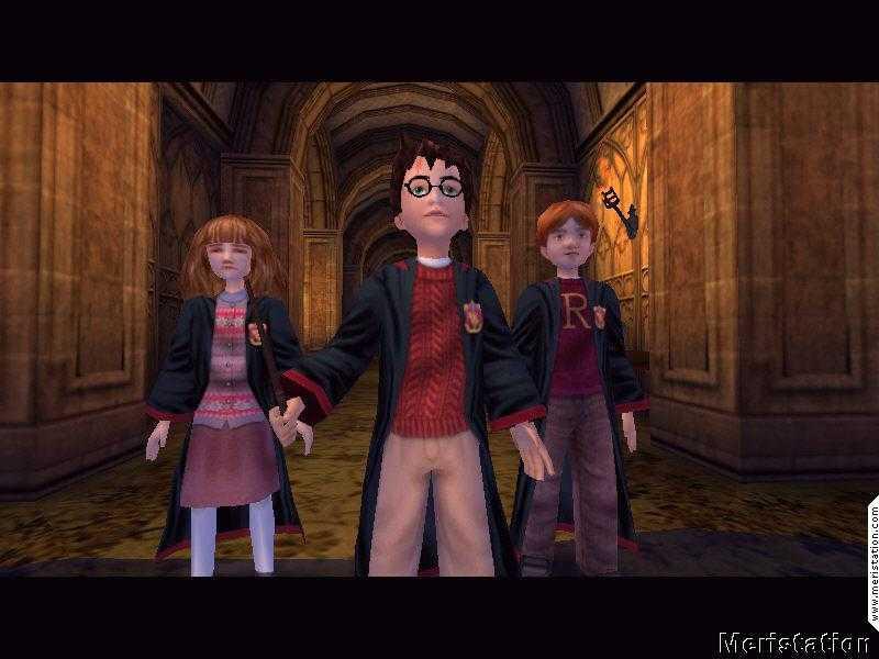 Harry Potter Y La Camara Secreta Dia Dos Meristation