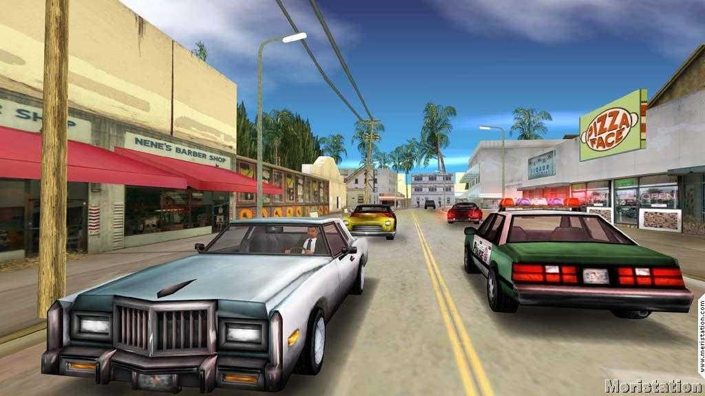 Gta Vice City Videojuegos Meristation